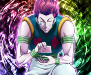 HxH Battle Collection Card (608)