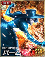 HxH Battle Collection Card (541)