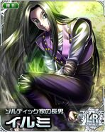 HxH Battle Collection Card (1469)