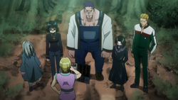Phantom Troupe In GI