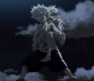 129 - Killua and Komugi