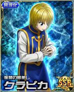 HxH Battle Collection Card (1031)