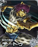 HxH Battle Collection Card (1574)