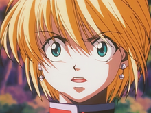 Epis 35 (1999) - Kurapika showing both earrings -01.19-