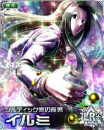 HxH Battle Collection Card (1261)