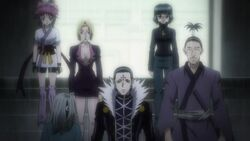 Phantom Troupe - Ep 56