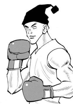 Pirate Boxer Manga
