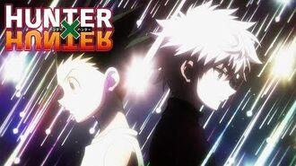 Hunter X Hunter - Ending 4 Nagareboshi Kirari