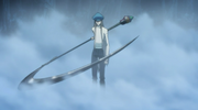Kite and his death scythe