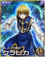 Kurapika Card 124