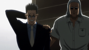 Leorio and Morel