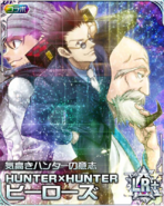 HxH Battle Collection Card (740)