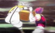 Hisoka vs Kastro
