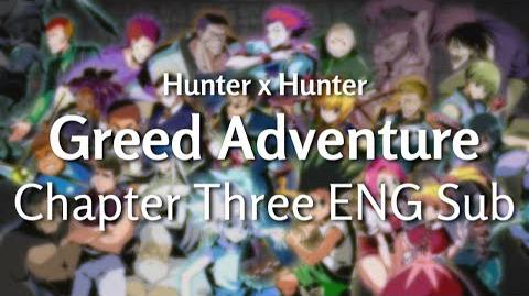 ENG FANSUB Greed Adventure Story Quest - Chapter 3