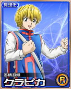 Kurapika card 18