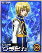 Kurapika card 24
