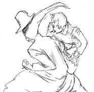 Moritonio fighting