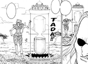 Chap 245 - Cheetu forcing Morel to play his game of tag