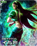 HxH Battle Collection Card (1053)
