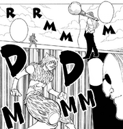 Chap 247 - Morel revealing his trap to Cheetu