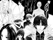 Chap 377 - Spiders moving out