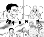 Chap 379 - Franklin and Ittoku