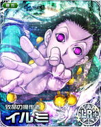 HxH Battle Collection Card (944)