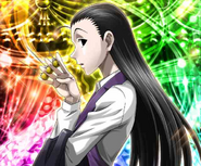 Illumi - 4th Anniversary ver Kira Card