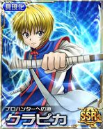 Kurapika Card 127+ (2)