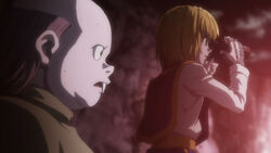 Melody and Kurapika - ep 44 2011
