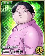 Milluki Card 120+