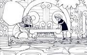 Special 1- Kurapika argues with Elder