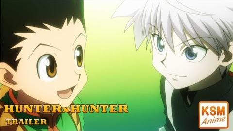 HUNTERxHUNTER - TRAILER Deutsch (German)-0