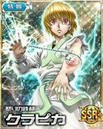 Kurapika card 48