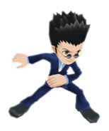 Leorio - Shironeko Project Design