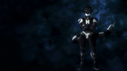 Meruem while trying to retrieving his memories