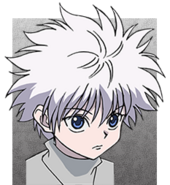 Gekijouban Killua Icon