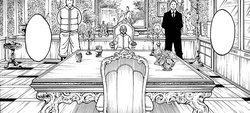 365 - Kurapika and Oito arrives at Zhang Lei's quarters