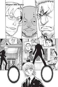 Chapter 365 Choice