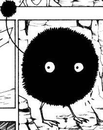 Hyper Puffball Manga