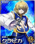 Kurapika card 35