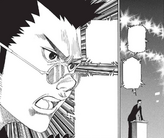 Leorio as chairman