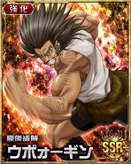 HxH Battle Collection Card (170)