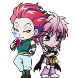 Hisoka And Machi