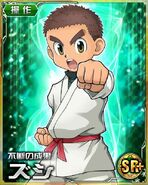 HxH Battle Collection Card (61)