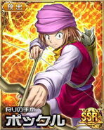 HxH Battle Collection Card (460)