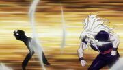 Silva vs Chrollo