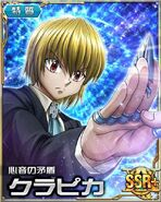Kurapika Card125