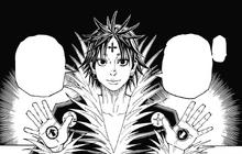 Chrollo Convert Hands