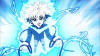 Killua electric